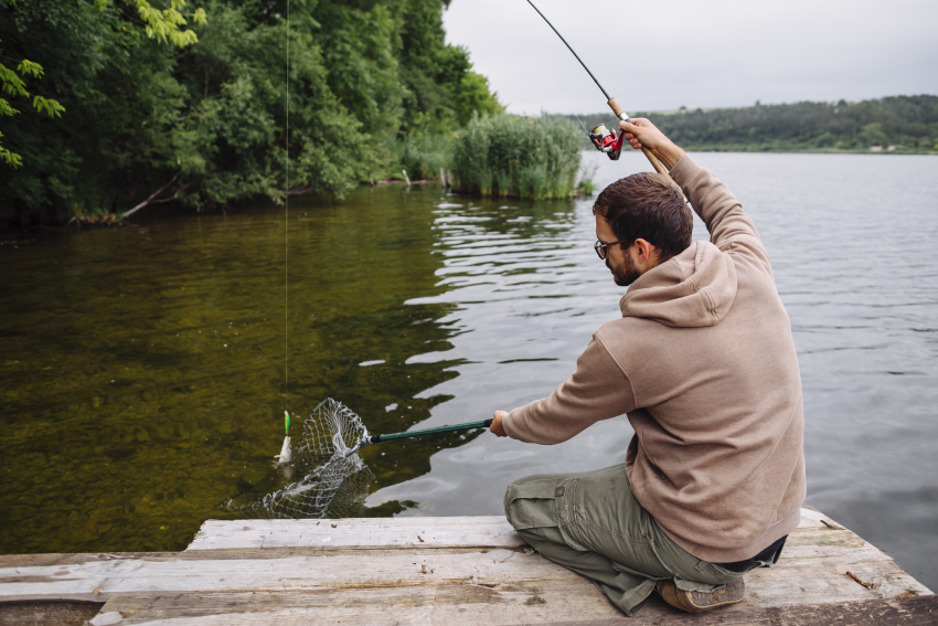 Tips about Catch and Release WeFish App